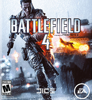 Battlefield 4 Multiplayer Splitscreen