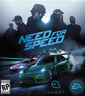 Need for Speed 2015 Mulitplayer Splitscreen