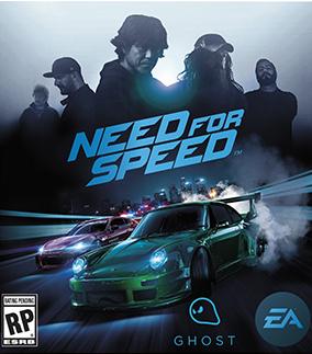 Need for Speed 2015 Mulitplayer Splitscreen