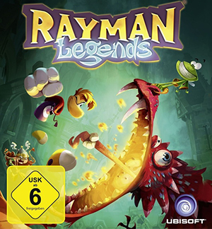 Rayman Legends Multiplayer Splitscreen
