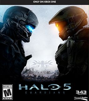Halo 5 Guardians Mulitplayer Splitscreen