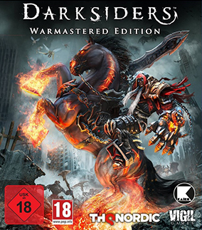 Darksiders Warmastered Edition Mulitplayer Splitscreen