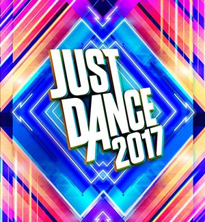 Just Dance 2017 Mulitplayer Splitscreen
