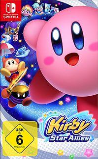 Kirby Star Allies Multiplayer Splitscreen