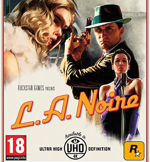 L.A. Noire Mulitplayer Splitscreen
