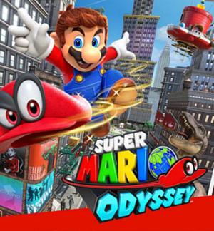 Super Mario Odyssey Multiplayer Splitscreen