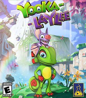 Yooka-Laylee Mulitplayer Splitscreen