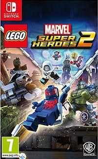Marvel Super Heroes 2 Multiplayer Splitscreen