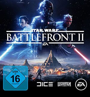 Star Wars Battlefront II Multiplayer Splitscreen
