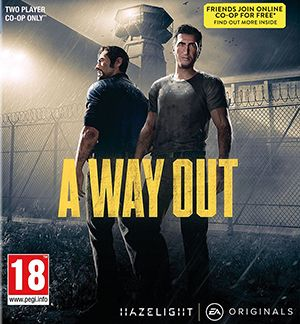 A Way Out Multiplayer Splitscreen