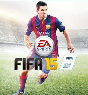 FIFA 15 Multiplayer Koop Splitscreen
