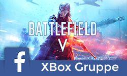 Battlefield 1 Xbox Gruppe