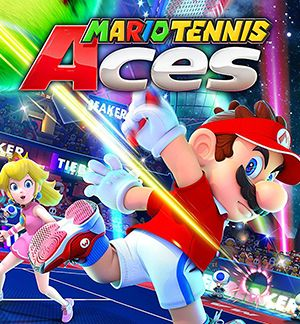 Mario Tennis Aces Multiplayer Splitscreen