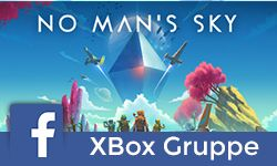 No Man's Sky Xbox Facebook Gruppe