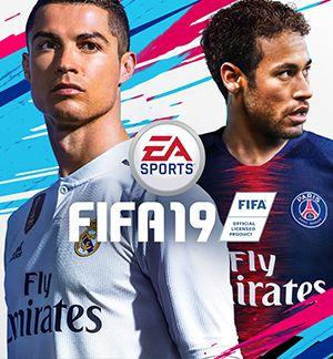FIFA 19 Multiplayer Splitscreen