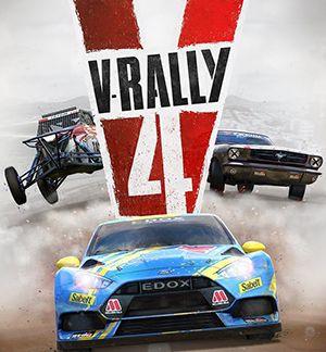 V Rally 4 Multiplayer Splitscreen