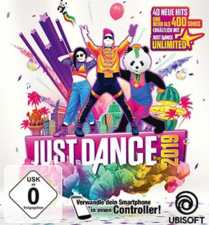 Just Dance 2019 Multiplayer Splitscreen