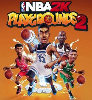 NBA 2K Playgrounds 2 Multiplayer Splitscreen