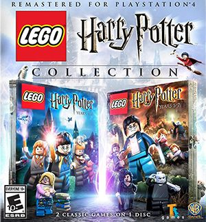 LEGO Harry Potter Collection Multiplayer Splitscreen