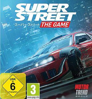 Super Street The Game Multiplayer Splitscreen
