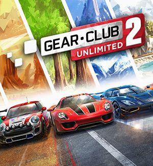 GearClub Unlimited 2 Multiplayer Splitscreen