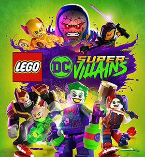 LEGO DC Super Villains Multiplayer Splitscreen