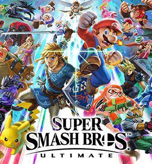 Super Smash Bros Ultimate Multiplayer Splitscreen