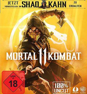 Mortal Kombat 11 Multiplayer Splitscreen