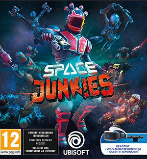Space Junkies VR Multiplayer Splitscreen