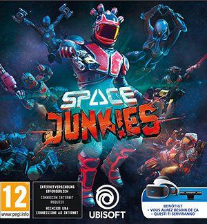 Space Junkies VR Multiplayer Splitscreen