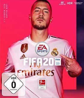 FIFA 20 Multiplayer Splitscreen