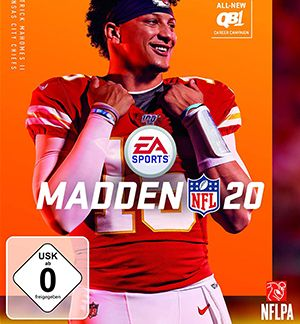 Madden NFL 20 Multiplayer Splitscreen