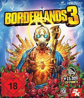Borderlands 3 Multiplayer Splitscreen