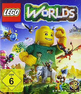 LEGO Worlds Multiplayer Splitscreen