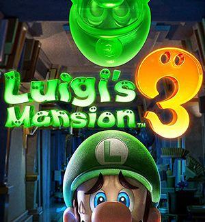 Luigi's Mansion 3 Multiplayer Splitscreen