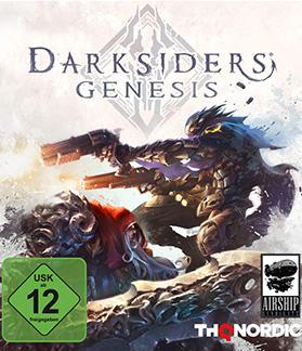 Darksiders Genesis Multiplayer Splitscreen