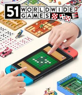 51 Worldwide Games Multiplayer Splitscreen