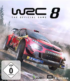 WRC 8 Multiplayer Splitscreen