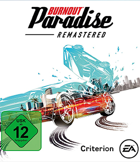 Burnout Paradise Multiplayer Splitscreen