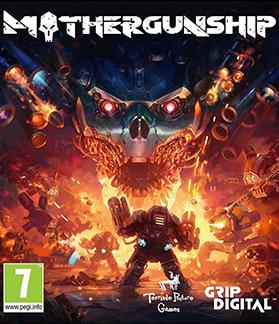 Mothergunship Multiplayer Splitscreen