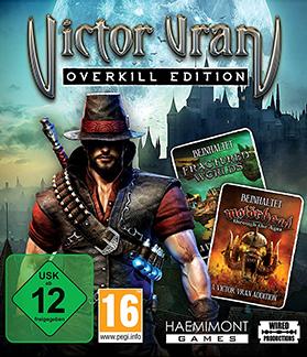 Victor Vran Multiplayer Splitscreen