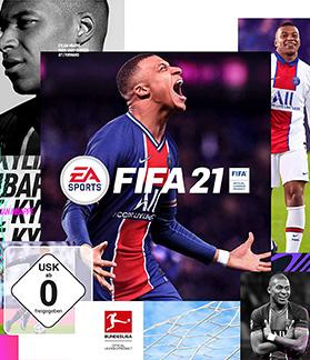 FIFA 21 Multiplayer Splitscreen