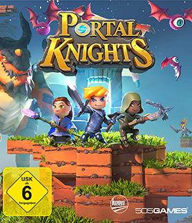 Portal Knights Multiplayer Splitscreen