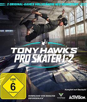 Tony Hawk's Pro Skater 1+2 Multiplayer Splitscreen