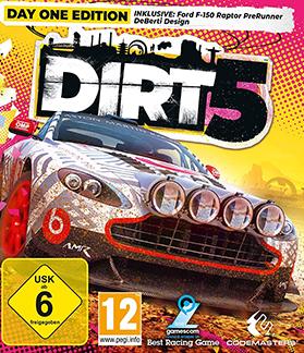DiRT 5 Multiplayer Splitscreen