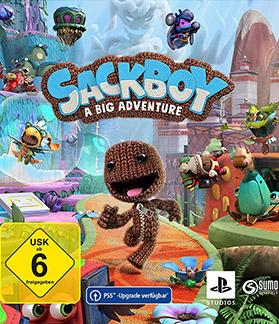 Sackboy: A big Adventure Multiplayer Splitscreen